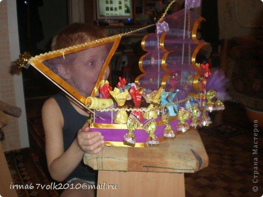 кораблики фото 1