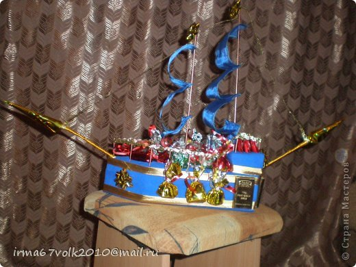 кораблики фото 2