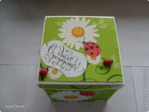 Моя первая коробка с сюрпризом фото 2