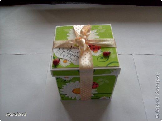 Моя первая коробка с сюрпризом фото 6