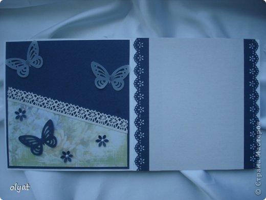 Ну вот, ещё одна юбилейная открытка для женщины на 55 лет. фото 5