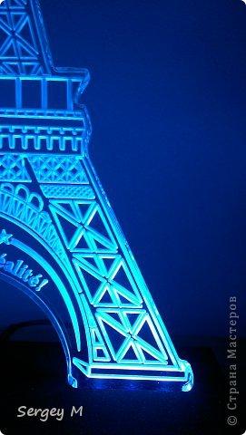 Подсвечена светодиодами фото 6