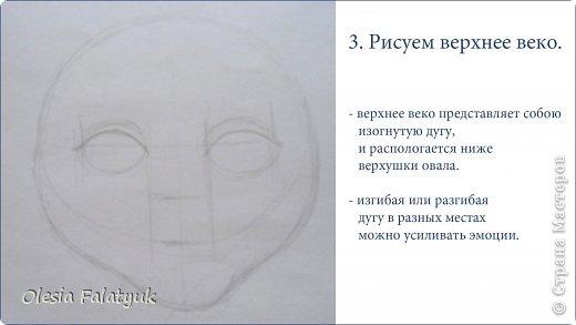 Мастер-класс Урок рисования Рисование и живопись Как я рисую лица своим куклам Дети Краска фото 4