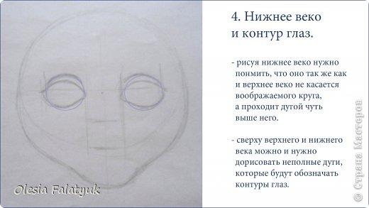 Мастер-класс Урок рисования Рисование и живопись Как я рисую лица своим куклам Дети Краска фото 5