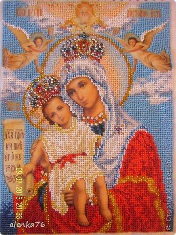 Богородица Умиление. фото 7
