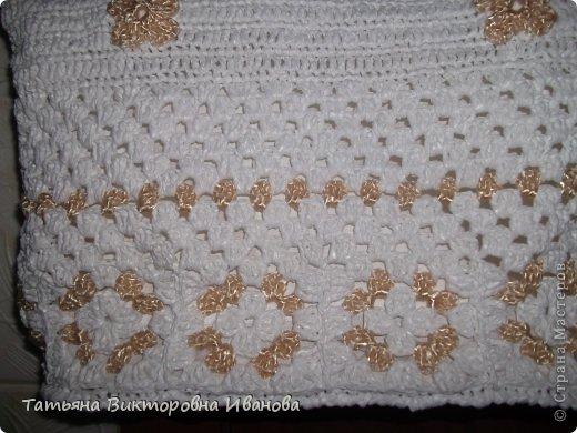 Гардероб Вязание крючком 6 сумок из полиэтиленовых пакетов Полиэтилен фото 7