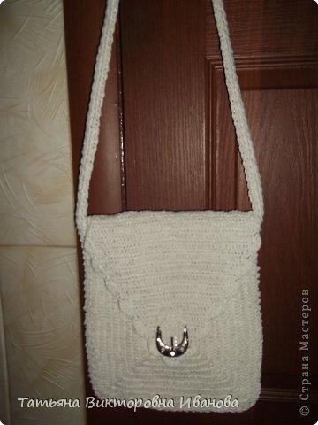 """Доброго времени суток дорогие мои жители нашей страны! И вновь я представляю новую коллекцию сумок из моих любимых пакетов. Первая сумка пляжная связана в подарок коллеге по работе. Я её назвала """"Подсолнух"""". фото 16"""