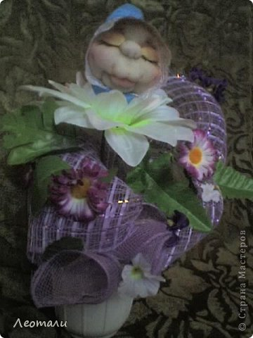 Здравствуйте жители СМ.Из цветочка родился мальчуган. Опять спит, и за малым не похрапывает. фото 2