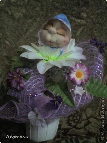 Здравствуйте жители СМ.Из цветочка родился мальчуган. Опять спит, и за малым не похрапывает. фото 3