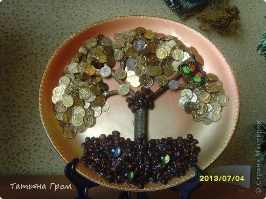 Денежное дерево своими руками мастер класс пошагово