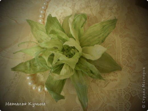 Мастер-класс Поделка изделие Моделирование Цветы из листьев кукурузы Материал природный фото 1
