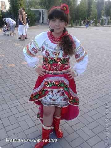 Украинские наряды своими руками
