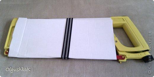 Моя первая сумочка из кожзама и ткани, внутри синтепон, подкладка, один карман. фото 19