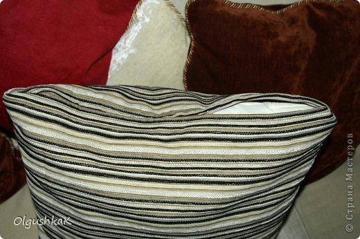 Моя первая сумочка из кожзама и ткани, внутри синтепон, подкладка, один карман. фото 10