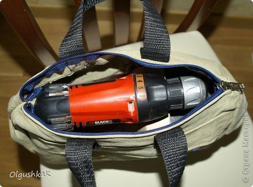 Моя первая сумочка из кожзама и ткани, внутри синтепон, подкладка, один карман. фото 23