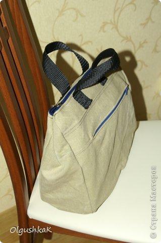 Моя первая сумочка из кожзама и ткани, внутри синтепон, подкладка, один карман. фото 21