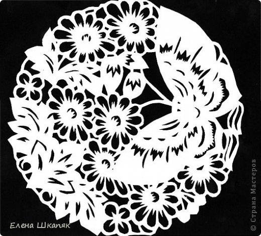 Картина панно рисунок Открытка Вырезание Новые работы Бумага фото 22