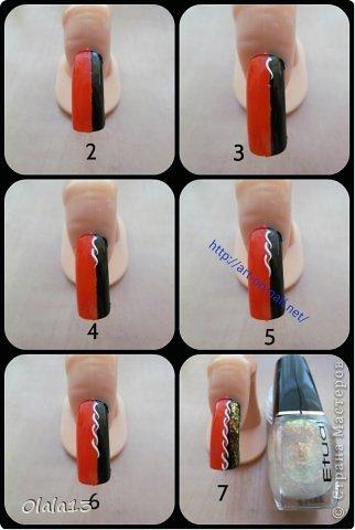 Мастер классы дизайна ногтей лаками