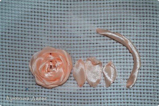 Мастер-класс Вышивка Вышивка лентами для новичков МК Ленты фото 1