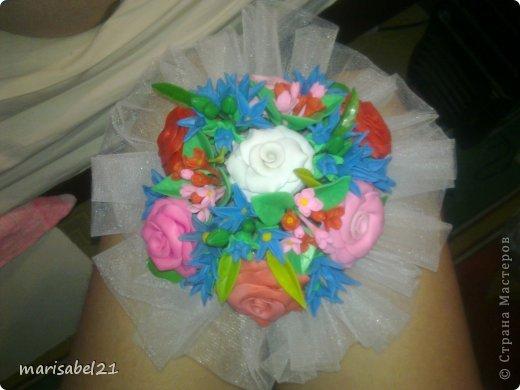 Мой букет на мою ж свадьбу