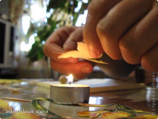 Декор предметов Мастер-класс Поделка изделие Декупаж Объемный декупаж с тканью - мастер-класс Салфетки Ткань фото 14