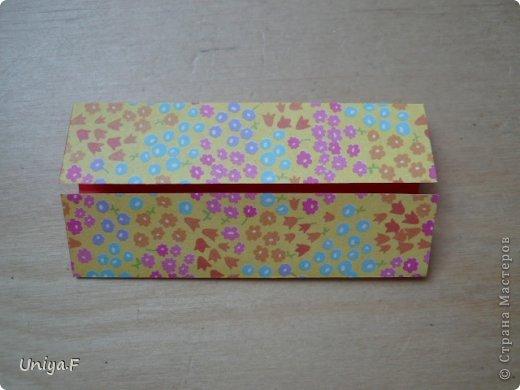 Мастер-класс Кусудама Оригами Le Rose Screziate Туториал Бумага фото 3