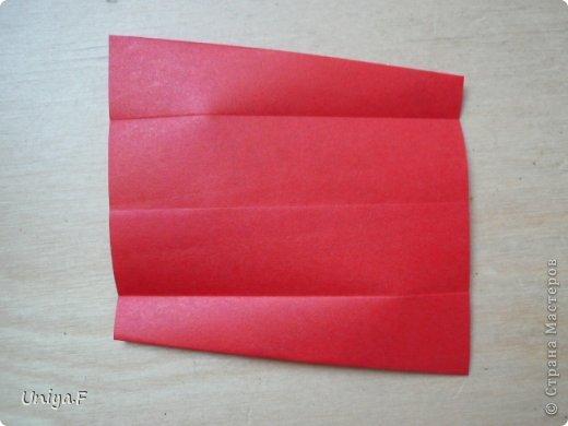 Мастер-класс Кусудама Оригами Le Rose Screziate Туториал Бумага фото 5