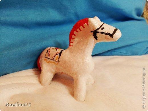 Лошадка из глины своими руками 87
