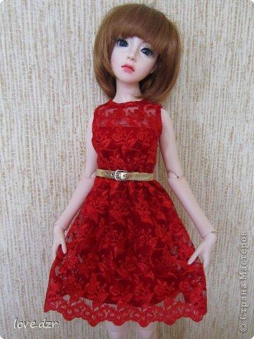гардероб для кукол фото 2