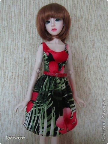 гардероб для кукол фото 6