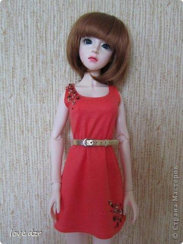 гардероб для кукол фото 7