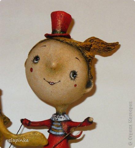 Куклы День рождения Папье-маше Алле-ап Бумага фото 7