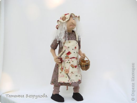 Вдохновили  Веселые бабульки от художницы Inge Look.