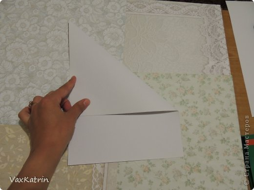Мастер-класс Бумагопластика МК розы и бутона Бумага фото 5