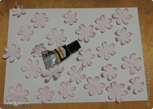 Мастер-класс Бумагопластика МК розы и бутона Бумага фото 20