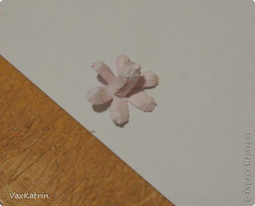Мастер-класс Бумагопластика МК розы и бутона Бумага фото 23