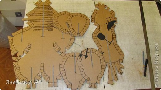 Мастер-класс Папье-маше Мастер-класс по изготовлению скульптуры Догу из папье-маше Бумага фото 4