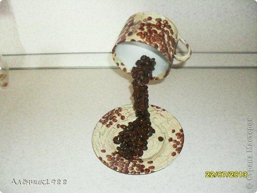Простые поделки с кофе