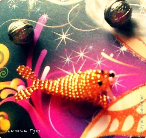 Игрушка Плетение Животные из бисера Бисер Проволока фото 12.
