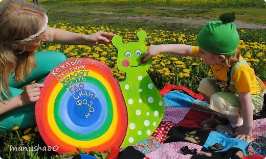 Поделки для участка детского сада из фанеры своими руками