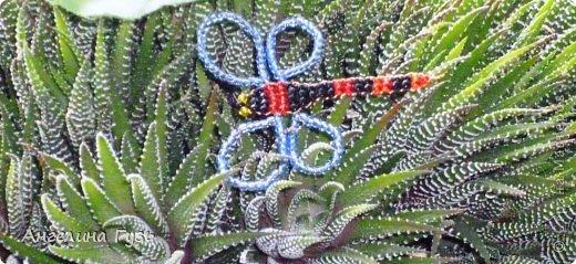 Игрушка Плетение Животные из бисера Бисер Проволока фото 16.