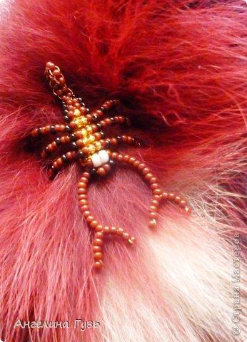 Игрушка Плетение Животные из бисера Бисер Проволока фото 10.