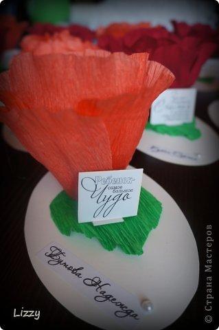 Попросили сделать на день рождения маленькие подарочки - они же рассадочные карточки.. Вот что получилось :) фото 3