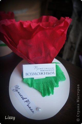 Попросили сделать на день рождения маленькие подарочки - они же рассадочные карточки.. Вот что получилось :) фото 4