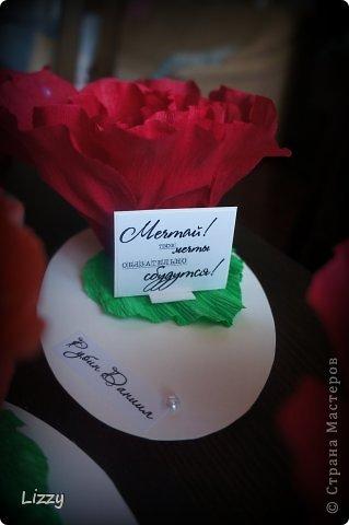 Попросили сделать на день рождения маленькие подарочки - они же рассадочные карточки.. Вот что получилось :) фото 5