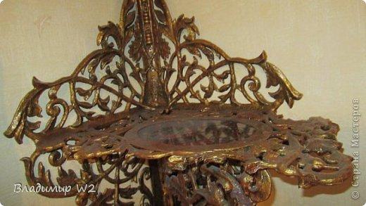 Мастер-класс Папье-маше Мёбель делаем из папье-маше Материал бросовый фото 19