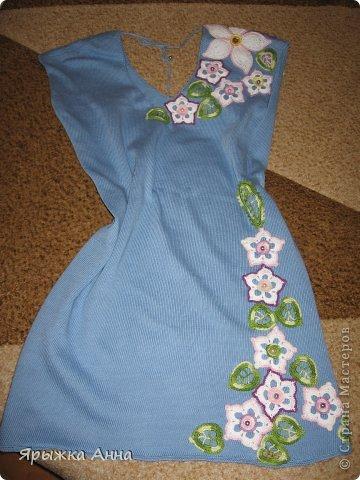 Платья, топы и кофточки фото 29