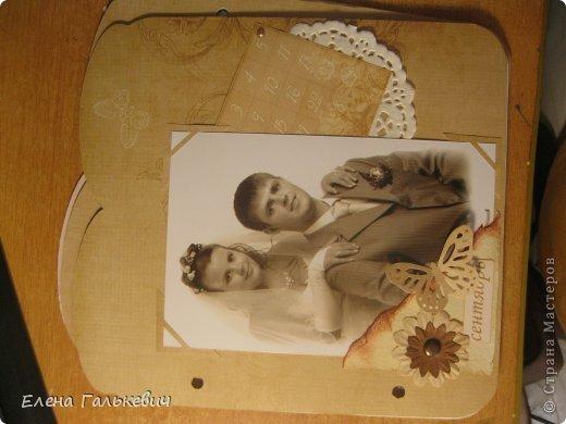 Альбомчик на пятилетие свадьбы брата))) фото 1