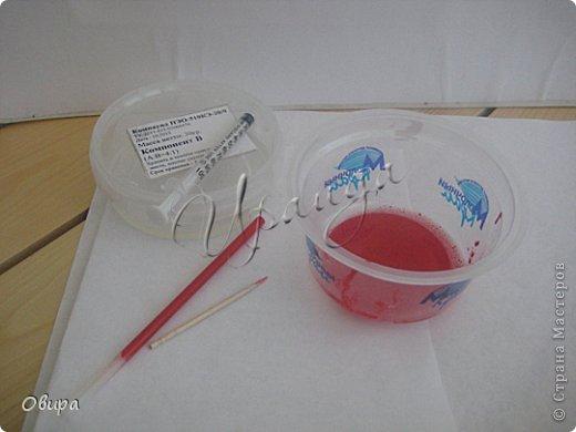Мастер-класс Лепка Красная смородина из ювелирной эпоксидной смолы Фарфор холодный фото 22