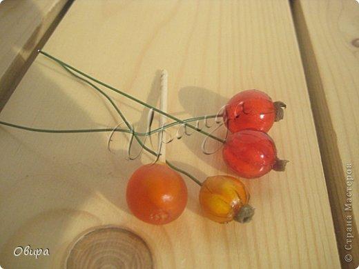 Мастер-класс Лепка Красная смородина из ювелирной эпоксидной смолы Фарфор холодный фото 33